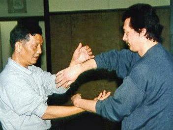 Chi Sau met Ip Ching