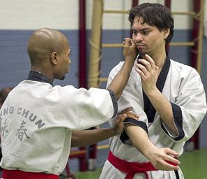 Kung Fu in Den Haag