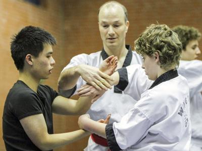 Wing Chun Kung Fu in Den Haag