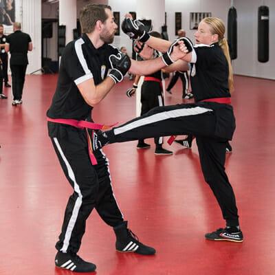 Wing Chun Kung Fu voor Vrouwen in Den Haag