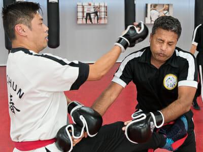 Kung Fu voor Zelfverdediging in Den Haag