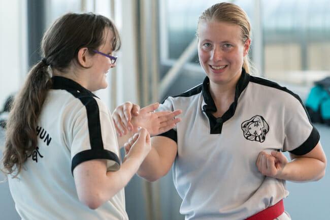 Wing Chun Kung Fu als vechtsport voor vrouwen